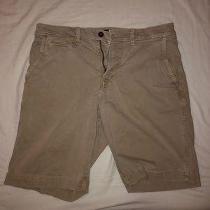 Men's American Eagle Khaki Shorts
